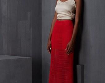 Scuba Net Skirt
