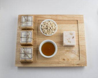 THENUS SOAP – Honey & Oats