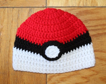 Pokeball Hat