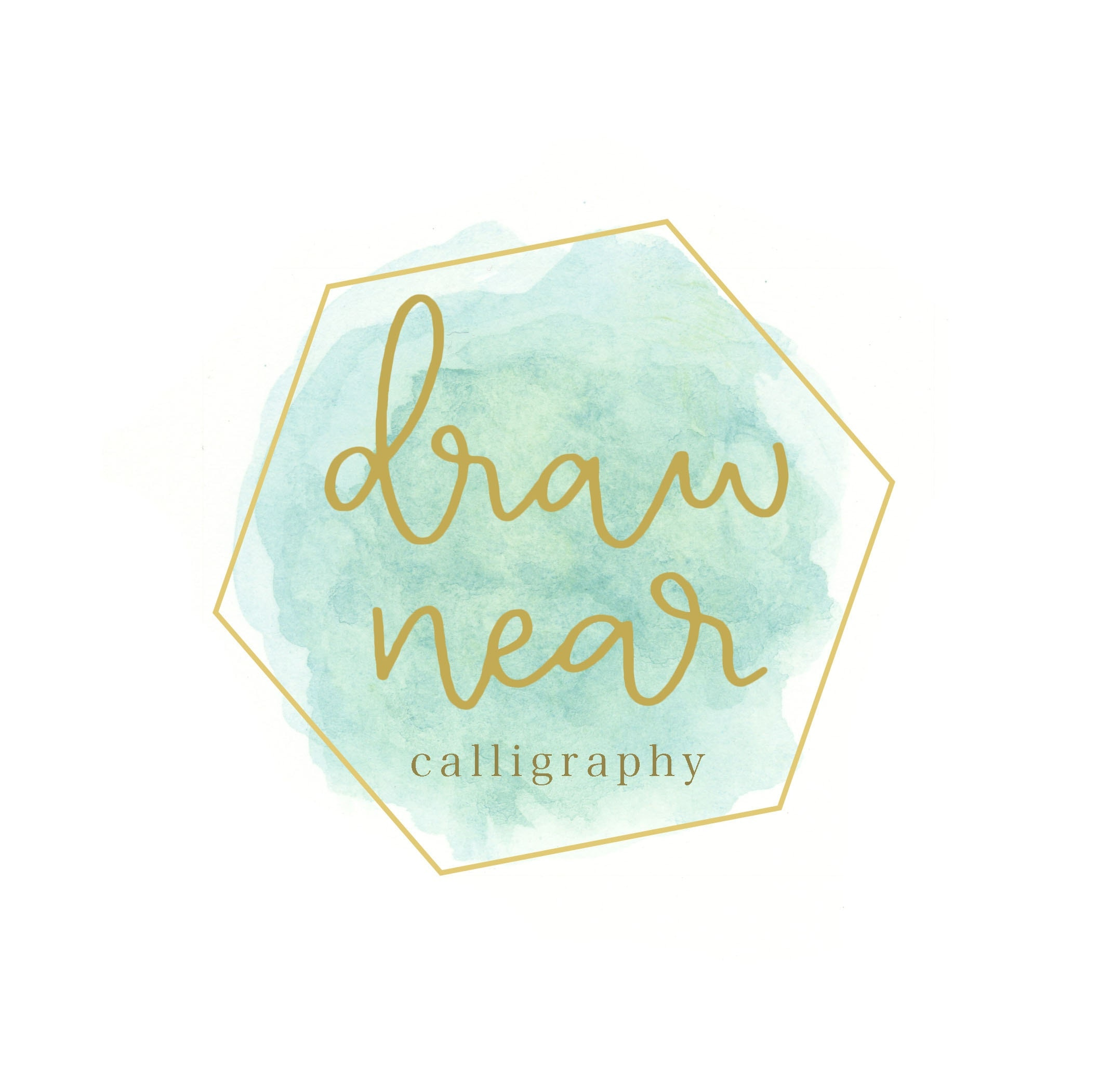 Watercolors Painted To Make Each Home A By Drawnearcalligraphy