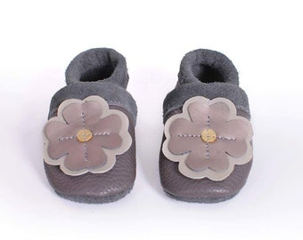 Kids slippers, baby shoes, children's shoes, leather shoes, baby shoes,