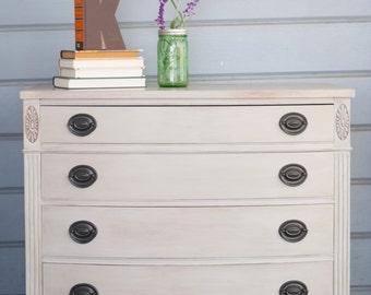 SOLD - Refinished Vintage Drexel Dresser