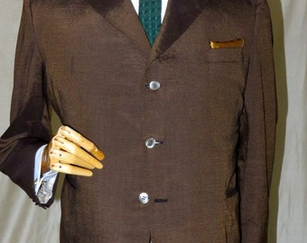 Gents shark fin original 60's suit