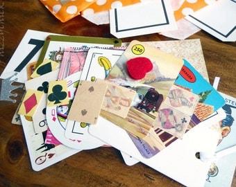 It's in the Cards - Paper Ephemera Kit