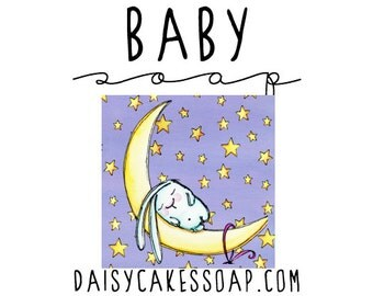 Baby Soap with Cocoa Butter
