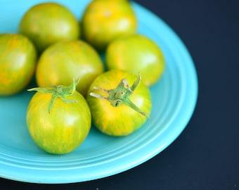 Green Zebra Cherry Tomato Seeds