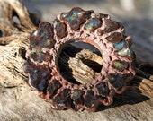 Handmade Ceramic Disc