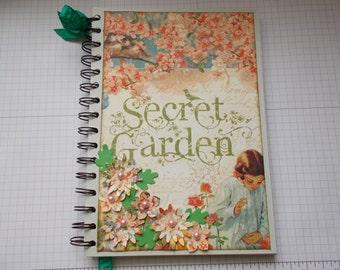 Secret Garden noot book