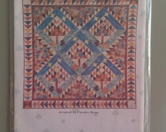 Colorado Quilt Designs, Inc. Autumn Splendor Quilt Pattern
