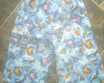 Boys Pajama Pants Flannel Lounging Pants Winter Pajamas 7 - 8 Years