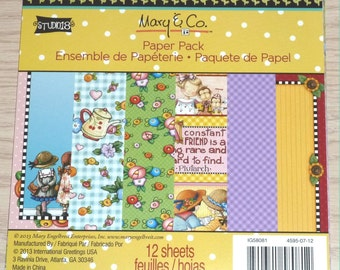 Mary & Co. Paper Pack - New
