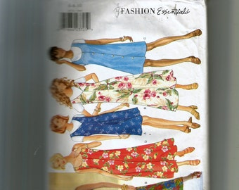Butterick Misses'  Jumper and Top Pattern 4531