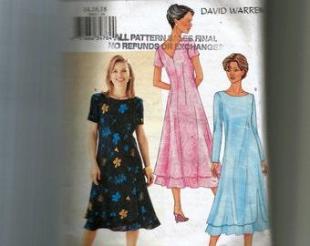 Butterick Misses' Dress Patten 3443