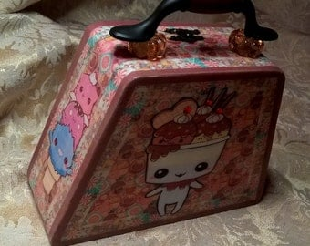 Cutie Ice Cream Purse Box