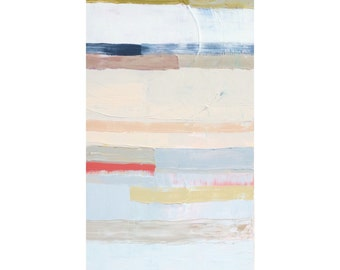24 x 48 original painting || textured large painting by Brenna Giessen