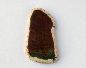Ocean Jasper Slice (3939)