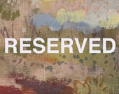 RESERVED FOR PAUL - Polly