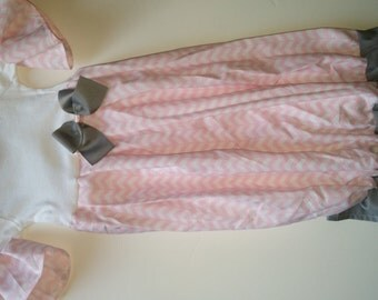 Baby girl coming home outfit, baby girl clothes, layette gown, newborn hospital, pink, newborn outfit - baby girl clothes, newborn layette