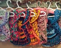 PDF Crochet Pattern to make Toddler Child Mandala Circle Vest Crochet Pattern ONLY