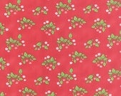 SALE - Gooseberry - Gooseberry Patch in Berry Pink: sku 5011-13 cotton quilting fabric by Lella Boutique for Moda Fabrics - 1 yard