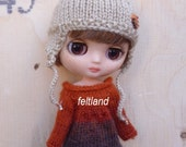 Boho Set - for Middie Blythe, Secretdoll Person and Odeco doll.