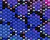 BPT0047 Thin Bracelet Pattern 47 Even Count Single Drop Peyote Bracelet PATTERN