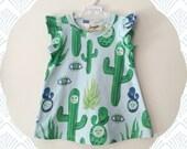 Cactus dress Supayana