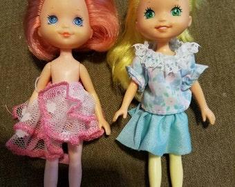 Rose Petal Dolls