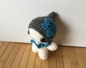 Winter Sprite - Amigurumi Doll