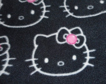 MadieBs Hello Kitty Fleece Blanket for Baby or Nursery New