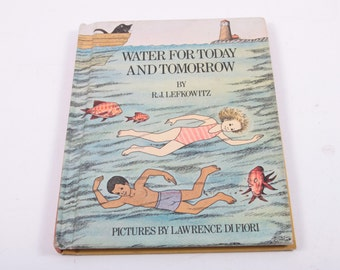 Water for Today and Tomorrow by R. J. Lefkowitz ~ The Pink Room ~ 170207