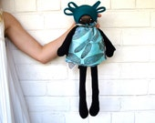 Lily- Dragonfly- Large Flip Doll