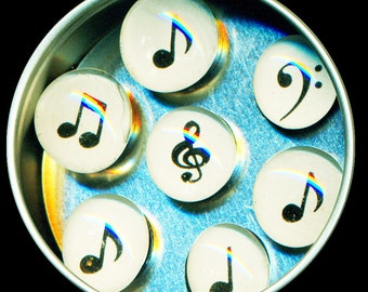 Music Magnet Set