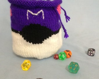 Pokemon masterball Dice Bag/Pouch