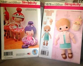 DIY Store Starters Sewing Patterns Gingermelon Dolls and Daydreams Rag Dolls