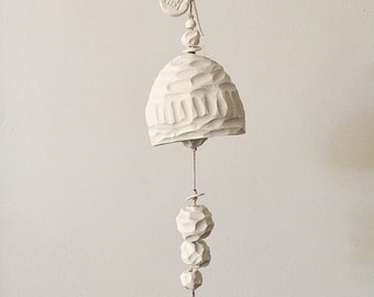 Medium Porcelain Belle Chime 11