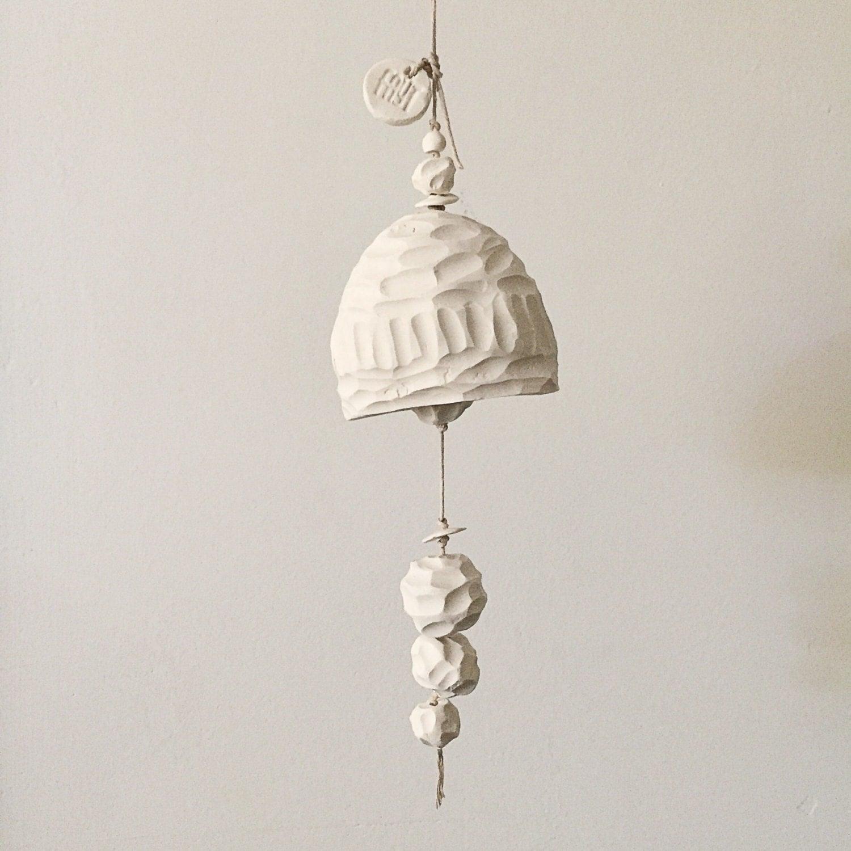 Medium Porcelain Belle Chime 11