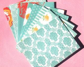 Turquoise - A2 Envelopes