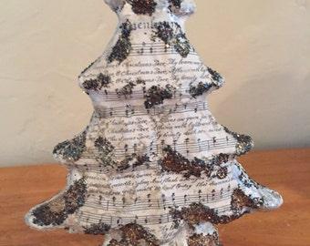 Paper mache tree | Etsy