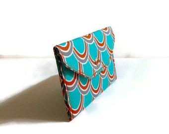 Card Pocket - Multi-Colored  - Business Cards - Holder - Wallet - Gift
