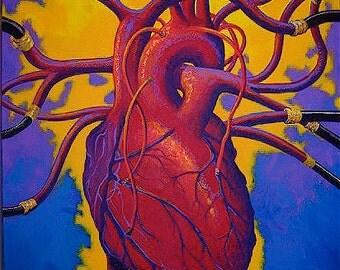 Traumatized heart, traumatized mind