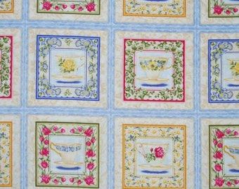 "Fabric china - From Diane Richmomd - ""high tea"""