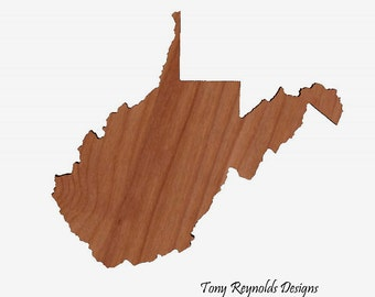 Personalized Cutting Board West Virginia Shaped Cutting Board Hostess Gift Kitchen Gift Foodie Gift Cutting Board Customized Engraved Gift