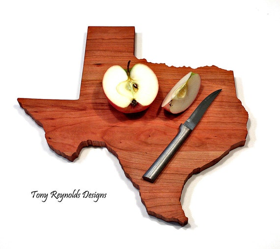 Personalized Christmas Gifts Cutting Board, Texas Shaped Cutting Board, Wedding Gift, Housewarming Gift, Hostess Gift, Foodie Gift,