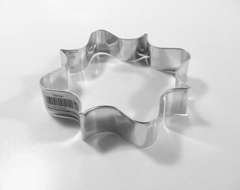 Plaque Square Frame Cookie Cutter