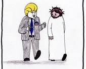 Two Corinthians CARTOON