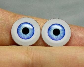 Doll eyes 12mm AD color Hydrangea
