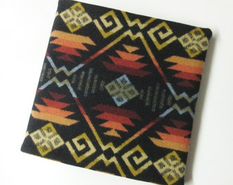 3 Ring Binder Included Album Cover Office School Photo Album Native American Print Wool from Pendleton Oregon