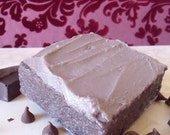 Sale -  Chocolate Frosted Brownie Soap