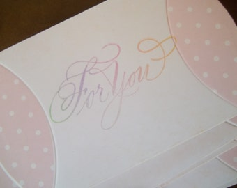 Small Pillow Box Set of 20 Party Favor Wedding Shower Baby Shower